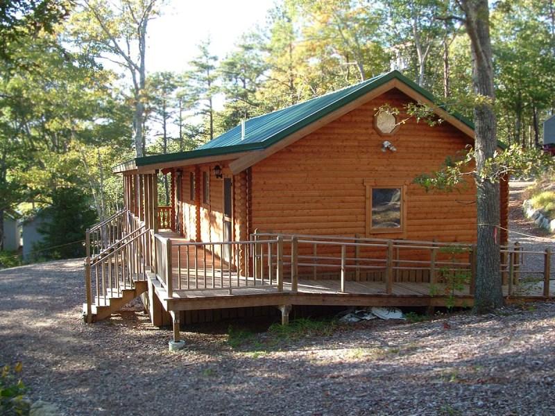 bunkhouse log cabin kit - moose lodge