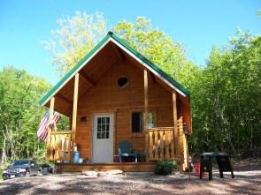 cabin dealer