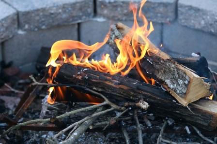 building a fire pit 2