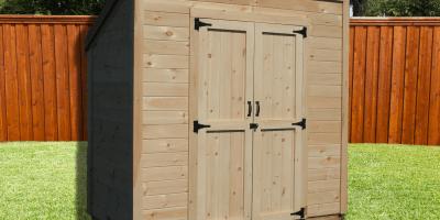 garden shed, log cabin shed