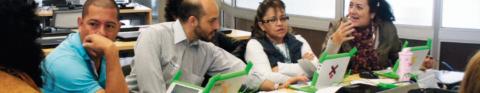 Fortalecer la capacidad del uso personal de las TIC precede su uso creativo en el aula de clase
