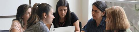 Índice multivariado de uso y apropiación de TIC en docentes