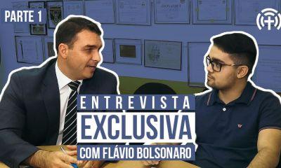 Entrevista Exclusiva com o deputado Flávio Bolsonaro 16