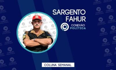 Eu, Sargento Fahur, fui vetado do PSL e disputarei as eleições por outro partido; entenda 38