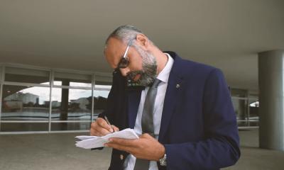 Jornalista Allan dos Santos, família e equipe do Terça Livre recebem ameaças de morte 27