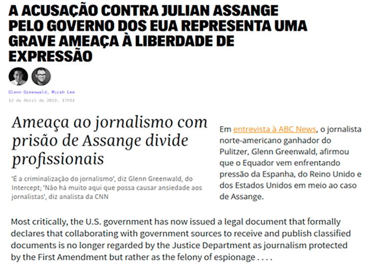 Assange, Snowden e Glenn Greenwald: os hackers sociais que enfrentam nações 28