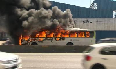 Violência gera prejuízo de quase R$ 7 milhões para o transporte público do Rio de Janeiro 28