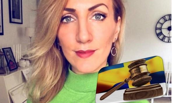 Escritora sueca conta a verdade sobre o 'Sistema Legal Podre' de seu país em carta aberta para Trump 89