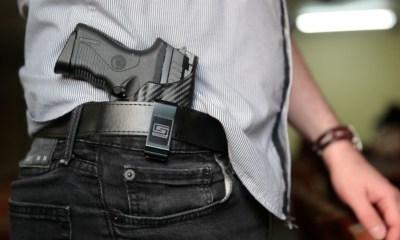 Projeto sobre porte de armas pode ser votado esta semana na Câmara 27
