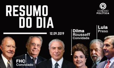 Ouça o Resumo do Dia #9: Ex-presidentes que afundaram o Brasil convidados para o 5° Congresso do MBL