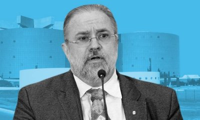 Augusto Aras e Ailton Benedito na PGR 20