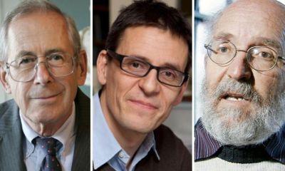 Prêmio Nobel de Física é concedido ao canadense-americano James Peebles e aos suíços Michel Mayor e Didier Queloz 125
