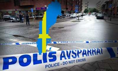 Novo relatório mostra que crime e insegurança na Suécia alcançaram novos recordes 12