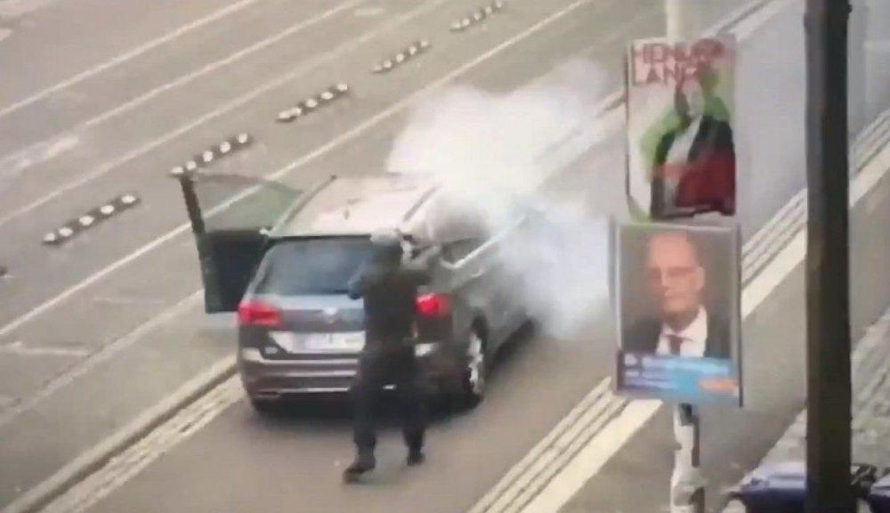 Dois mortos em ataque terrorista em sinagoga na Alemanha, durante a comemoração do Yom Kipur 20