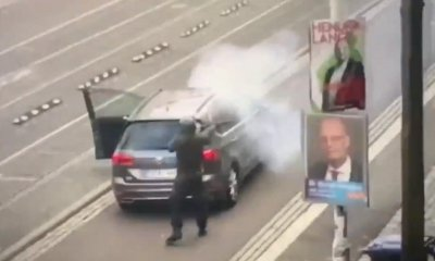 Dois mortos em ataque terrorista em sinagoga na Alemanha, durante a comemoração do Yom Kipur 24