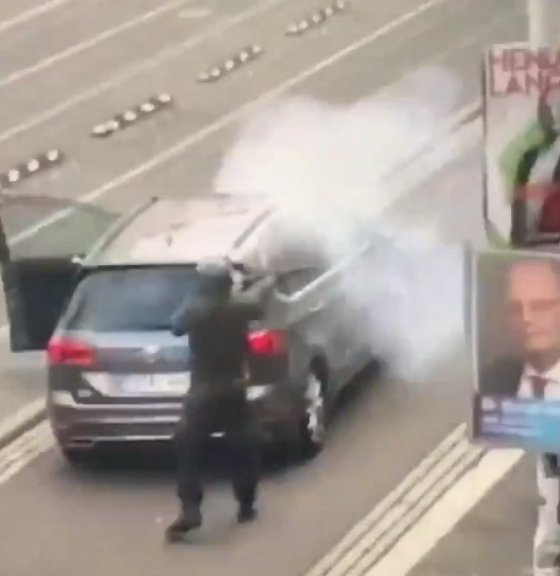 Dois mortos em ataque terrorista em sinagoga na Alemanha, durante a comemoração do Yom Kipur 21