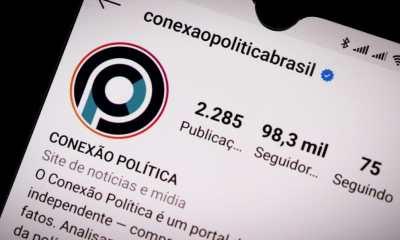 Conexão Política recebe selo de verificação no Instagram 1