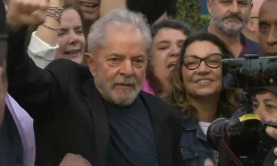 Em discurso, Lula ataca Ministério Público e Polícia Federal 21