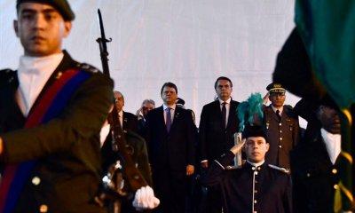 Bolsonaro é o primeiro chefe de Estado a visitar o IME desde o general Geisel, em 1974 25