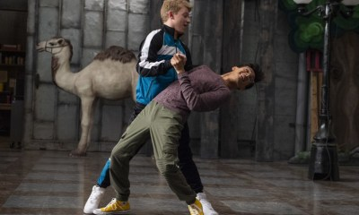 Disney leva agenda LGBT para o próximo nível e adiciona romance gay adolescente em nova série infantil 12