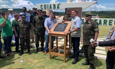 Bolsonaro inaugura obra de pavimentação de 51 km da BR-163, no Pará. Obra era aguardada há mais de 40 anos 1