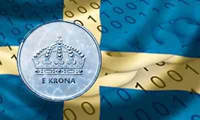E-krona: Suécia inicia testes de sua primeira moeda digital 13