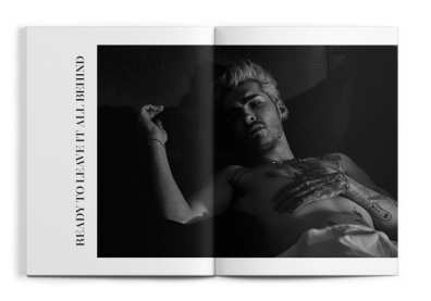 BILLY bill kaulitz solo album ep love dont break me ldbm 002