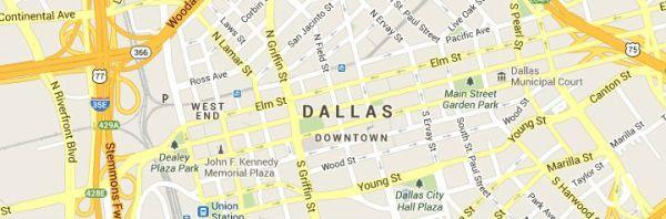 Mpa of Dallas-Texas-service area