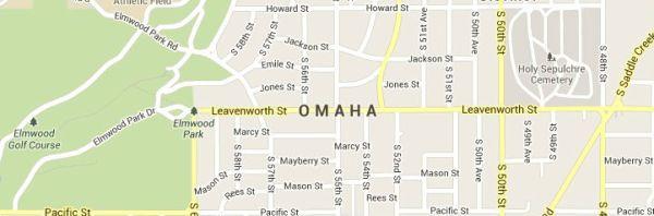 Buy or Rent Steel Storage Containers in Omaha, NE | Conex Bo Zip Code Map Omaha on
