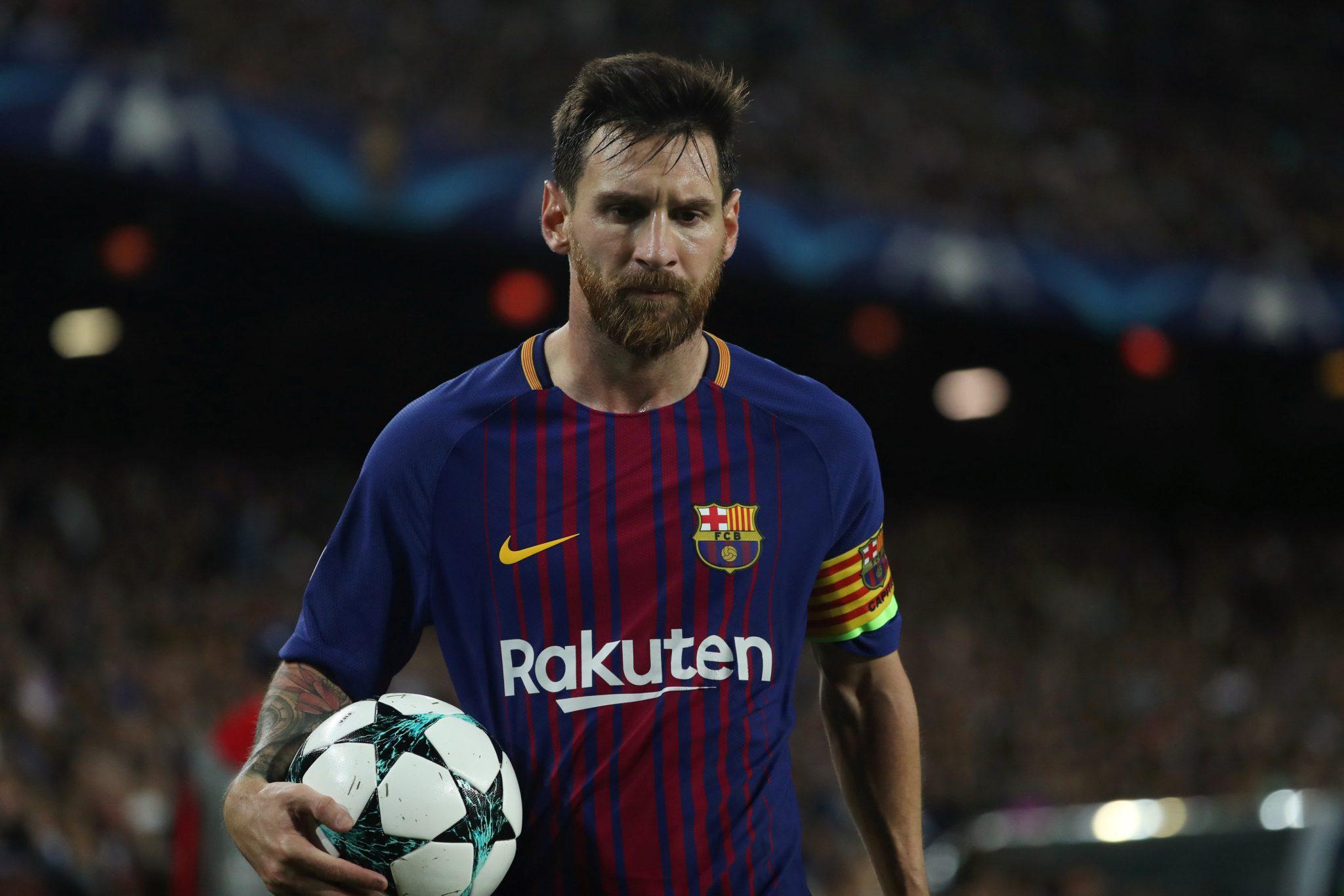 Ronaldo Messi Y Neymar Finalistas Para Mejor Jugador Del