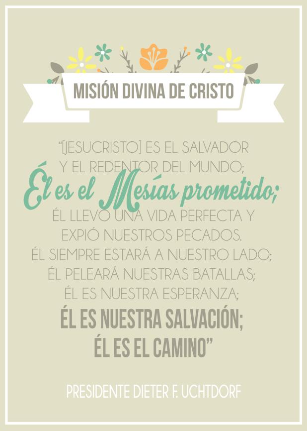 Cristo el Mesias - Conexión SUD