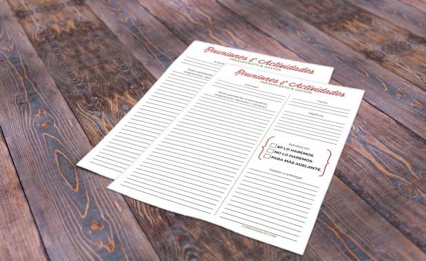 Planificador de la Sociedad de Socorro - Conexión SUD