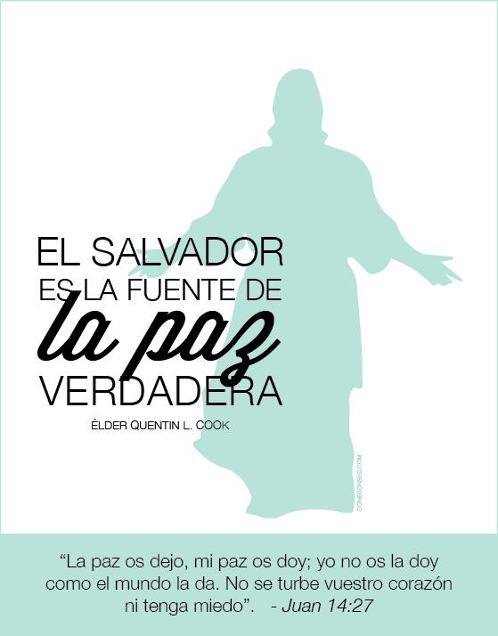 Mensaje Maestras Visitantes - La misión divina de Jesucristo- Príncipe de Paz - Conexion SUD