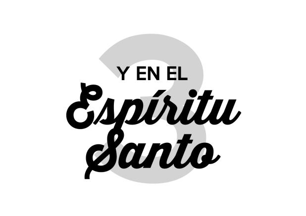 La Trinidad - El Espiritu Santo