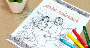 Relatos de Jesucristo para colorear - conexionsud.com