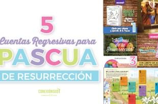 cuenta regresiva pascua de resurreccion - conexionsud