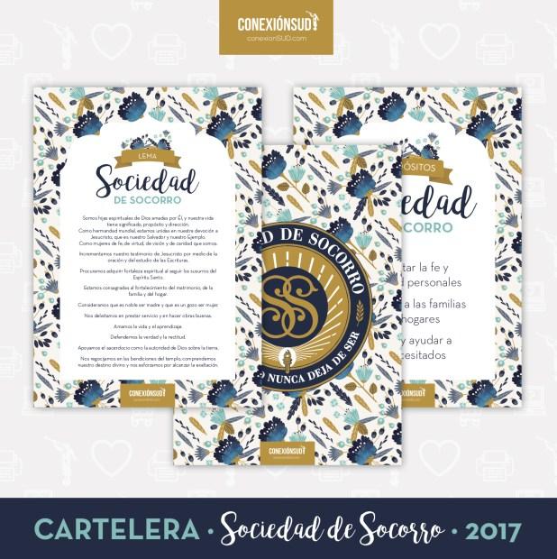 Cartelera Sociedad de Socorro 2017 - 01 ConexionSUD