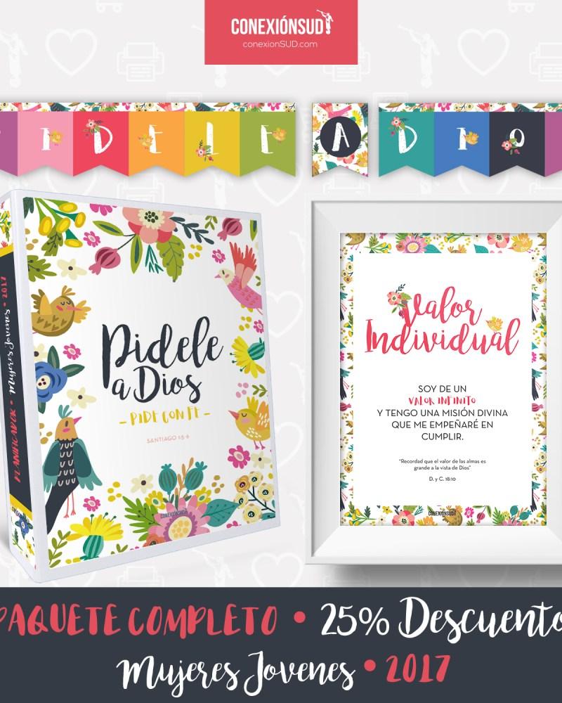 Paquete Completo Mujeres Jóvenes 2017 - ConexionSUD