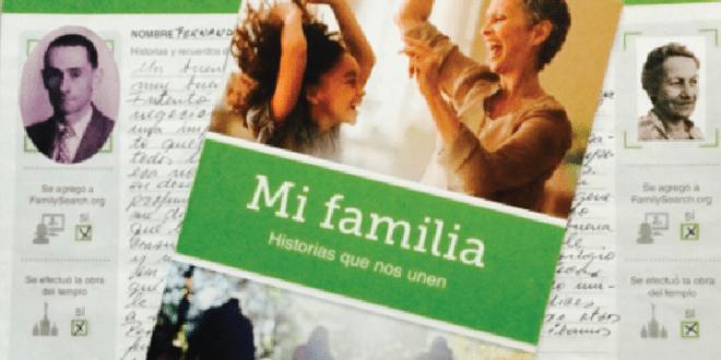 El gozo de redimir a la muertos: Nuestra Historia Familiar