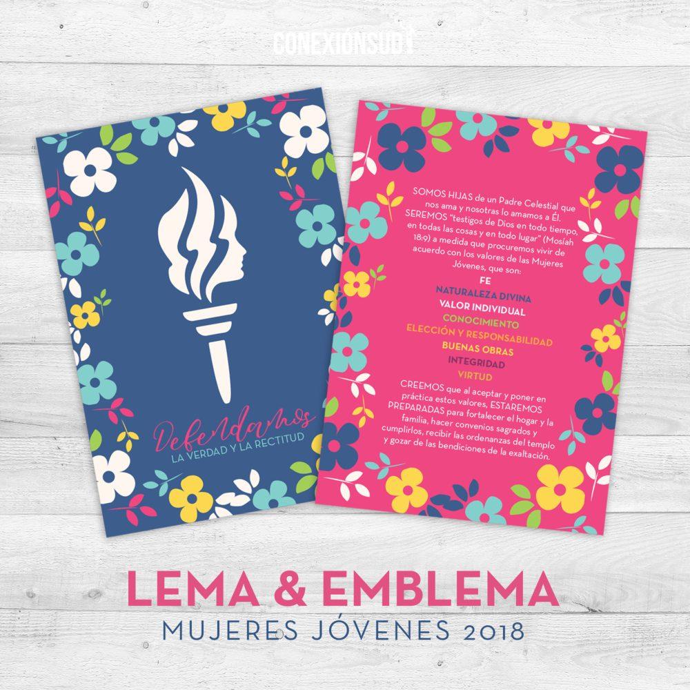Cartelera Mujeres Jovenes 2018 - ConexionSUD