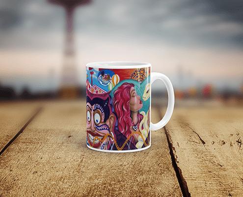 coney island transfer mugs