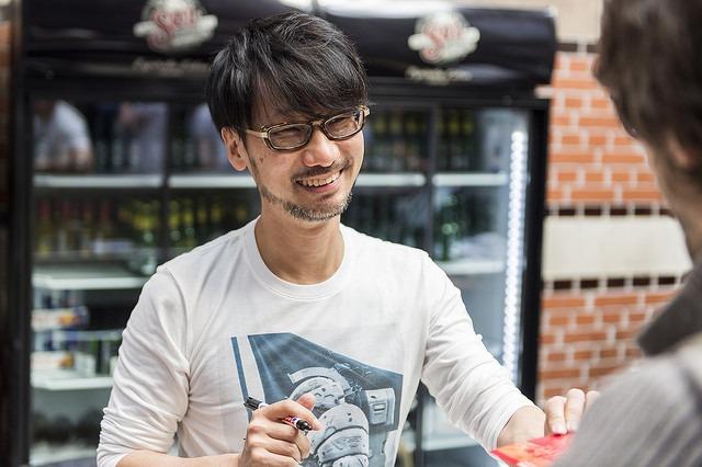Hideo Kojima, NG16