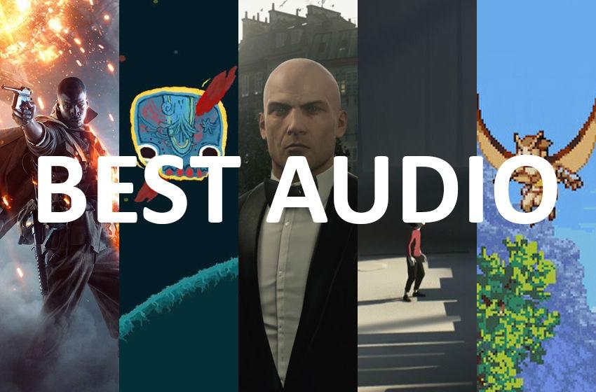 2017 Nordic Game Awards, Best Audio nominees