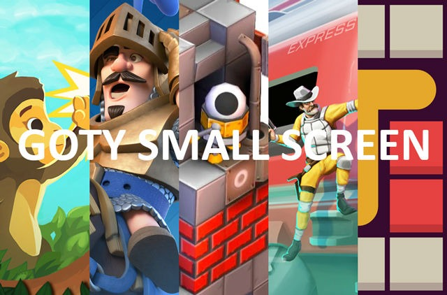 2017 Nordic Game Awards, Nordic GotY - Small Screen