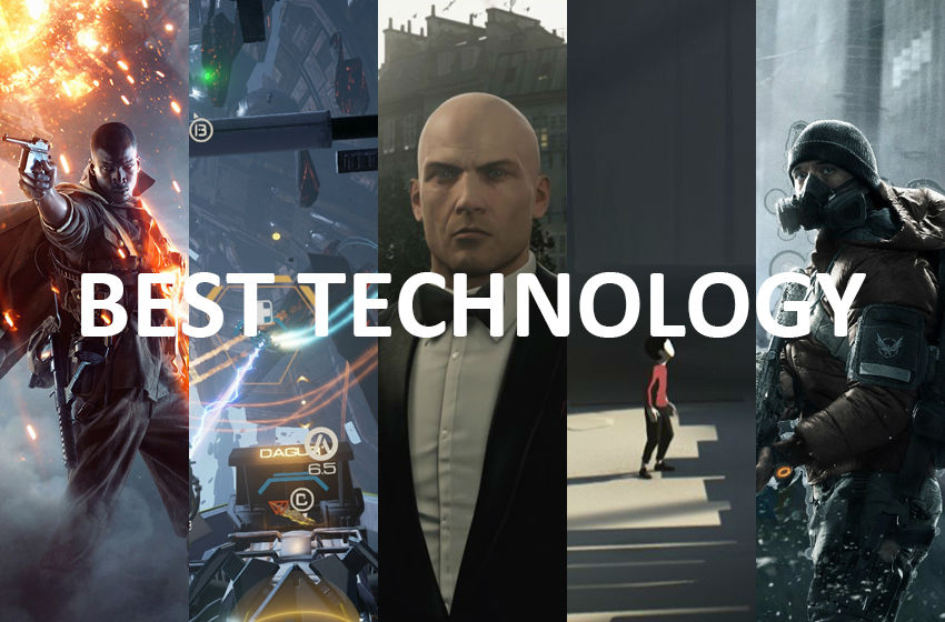 2017 Nordic Game Awards, Best Technology