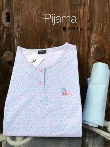 Pijama m/larga mujer - FALAS