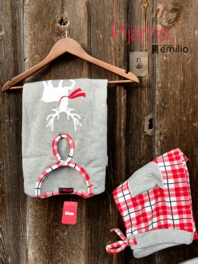 Pijama m/larga mujer - CRETA