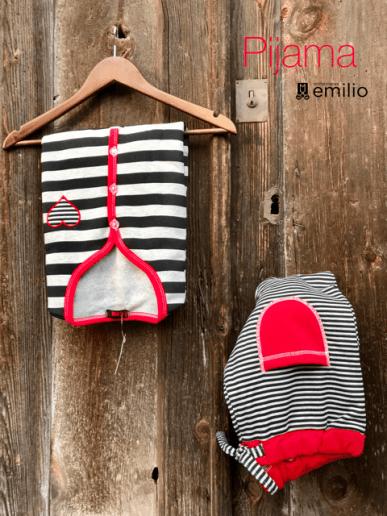 Pijama m/larga mujer - TISSA