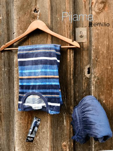 Pijama hombre - PATMOS