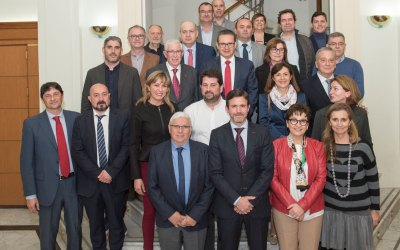 Confecomerç CV celebra su asamblea constituyente eligiendo a los miembros que formarán parte de sus órganos de gobierno siendo designado presidente Rafael Torres
